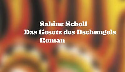 Sabine Scholl, The Law of the Jungle, Secession Verlag