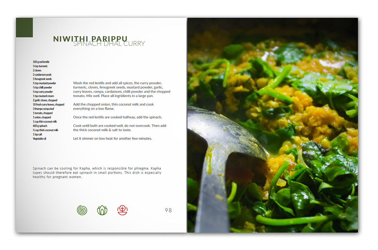 Cookbook: Chamil and Wasantha - one world foundation